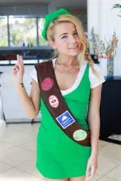 Girl Scout Nookie Time