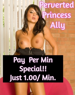 Phone Sex Perverted Princess Ally